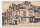 D D 516-  C P A   LISIEUX  - (14)   HOTEL SAINTE THERESE - 2 BOULEVARD DUCHESNE FOURNET
