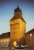 Nozeroy (Jura) - La Tour De L´Horloge - France