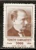 Turkey 1989  Ataturk  5000.L (o) Mi.2863 - 1921-... Republic