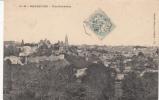 Dép. 79 -  BRESSUIRE - Vue Générale.  Dando-Berry, Loudun N° 571. Voyagée 1905 - Bressuire