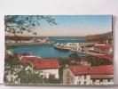 (66) - PORT VENDRES - VUE GENERALE SUR LA VILLE ET LE PORT - 1958 - Port Vendres