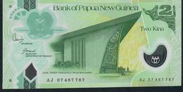 PAPUA NEW GUINEA P28   2  KINA  2007  UNC.  DATED (20)07 - Papua New Guinea