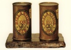 CP - Jasper Johns - Bronze Peint (boîtes De Bière) - Bierdosen 1960 - Ballantine Ale XXX - Arts