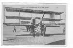 AVIATION // LE TRIPLAN GOUPY N° 1 Vue Avant - Avions