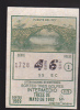 Lottery -  Panama - Puente Del Rey - Lottery Tickets
