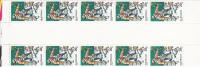 Australia-1979 Fishing 20c Trout Gutter Strip  MNH - Blocks & Sheetlets