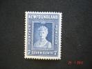 Newfoundland 1941 K.George VI  7 Cents   SG281     MH - 1908-1947
