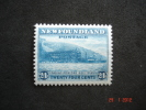 Newfoundland 1941 K.George VI  24 Cents   SG287     MH - 1908-1947