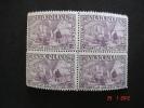 Newfoundland 1947 K.George VI  5 Cent Block Of 4    SG294   MNH, MH - 1908-1947