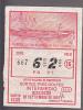 Lottery - Panama - Cannoe - Rio Congo - Lottery Tickets