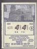 Lottery - Panama - Church - Iglesia De Chitre - Lottery Tickets
