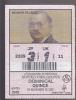 Lottery - Panama - Nicanor Villalaz - Lottery Tickets