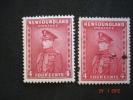 Newfoundland 1932 K.George V I  4 Cent       SG224   MH  And Used - 1908-1947