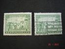 Newfoundland 1933 K.George V I  2 Cent       SG237   MH  And Used - 1908-1947
