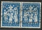 Netherland - Nederland (1)  NVPH 760 Paar Gestempeld / Used - Oblitérés