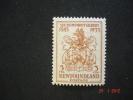 Newfoundland 1933 K.George V I  3 Cent       SG238   MH - 1908-1947