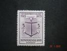 Newfoundland 1933 K.George V I  5 Cent       SG240   MH - 1908-1947