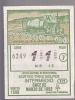 Lottery - Panama - Agriculture - Arrozales De Alanje - Lottery Tickets
