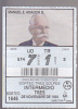 Lottery - Panama - Manuel E. Amador G. - Lottery Tickets