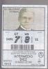 Lottery - Panama - Dr. Belisario Porras - Lottery Tickets