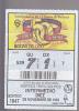 Lottery - Panama - 50th Anniv. Camara Junior De La Ciudad De Panama - Lottery Tickets