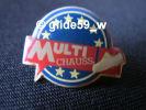 Pin's MULTI CHAUSS. - Marche