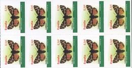 España 2010. Minipliego Talonario Carnet Artimelia Latreillei. Ed 4533. MNH. **. - 2001-10 Unused Stamps