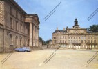 ALENCON Orne 61 :  Le Palais De Justice Et L'Hotel De Ville ( Auto Simca Aronde ? ) - Alencon