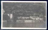 177069-Italy, Sondrio, RPPC, River, Homes, Scenic View - Sondrio