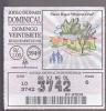 """Lottery - Panama -  Nuevo Hogar """"Mujeres Crea"""" - Lottery Tickets"""