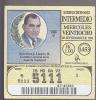Lottery - Panama -  Francisco J. Linares H. - Lottery Tickets