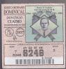 Lottery - Panama -  Pedro V. Cedeno - Lottery Tickets