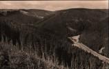 AK Kurort Frauenwald, Blick Vom Silberblick, 1965 - Allemagne