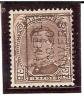 PREO ROULETTE N° 2525-II - ANTWERPEN 1920 ANVERS - Pos. A - Precancels