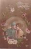 19819 Qu´importe Absence Amour. Furia 710/3 -correspondance Magnac Laval - Militaire Amoureux Couple - Guerre 1914-18