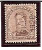 PREO ROULETTE N° 2547-II - GILLY 1920 - Pos. A - Precancels