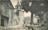 Ste-Eulalie-de-Cernon Place De L'Eglise  Animée Enfant - Otros Municipios