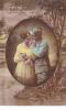 19840 Promets Moi Aimer Toujours -dix 990.5 - Correspondance Magnac Laval - Militaire Couple Amoureux - Guerre 1914-18