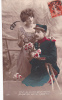 19844 Reve Gloire Caresse Sincere Tendresse - Calife 275- Correspondance Magnac Laval - Militaire Couple Amoureux - Guerre 1914-18