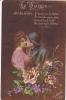 19846 Le Baiser Sur Les Levres - Favorite 2413.1- Militaire Couple Amoureux Rose - Guerre 1914-18