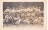 19852 Carte Photo , Vierge Aucune Indication . Militaire Soldat Regiment Sable Pelle Afrique ?