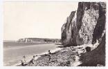 Varengeville Sur Mer - Plage De L'Ailly - A Circulé En 1968, Tampon Colonie Vacances H-B-N-P-C Groupe Lens Lievin - Varengeville Sur Mer