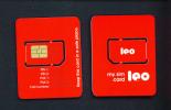 NAMIBIA  -  Mint/Unused SIM Phonecard/Leo As Scan - Namibie
