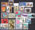 South Korea 1976/84,  21 Stamps MNH - Corée Du Sud