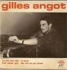 Gilles Angot 45t. EP *le P'tit's Jeun's Filles* - Altri - Francese