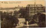 Anvers - Antwerpen - Place De La Victoire Et  Athenee Royal - Non Viaggiata - Formato Piccolo - Belgio