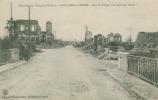 CPA 51 :   ST HILAIRE LE GRAND    Restes Du Village Avec Pont    A VOIR  !!! - France
