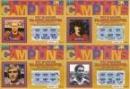 COLECCION COMPLETA DE 4 NÚMEROS DE LOTERIA SOBRE EL FUTBOL CLUB BARCELONA (LOTO) - Fútbol