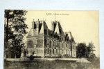 Plessé Château De Pont- Forêt - France