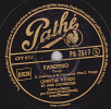 78 Tours - Pathé PA 2517 - QUINTIN VERDU Refrain Chanté En Espagnol Par Robert RODRIGUEZ - TORRENTE - PAMPERO - 78 Rpm - Schellackplatten